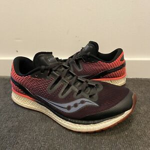 Womens Saucony Freedom ISO Running Shoes Size US 9 EUR 40.5