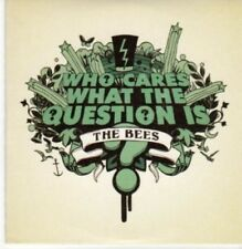 (BA71) The Bees, Who Cares What The Question Is - DJ CD