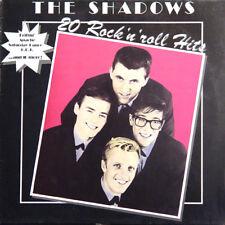 THE SHADOWS 20 Rock'n'roll Hits GER Press LP 1979