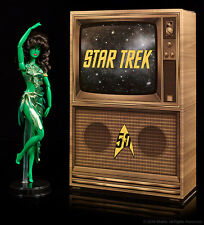 SDCC 2016 EXCLUSIVE Mattel Barbie Star Trek 50th Anniversary Doll Vina an Orion