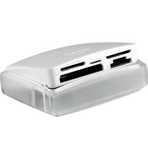 Lexar Multi-Card 25-In-1 micro SD SDHC SDXC CF MSPD XD M2 Card Reader USB3.0