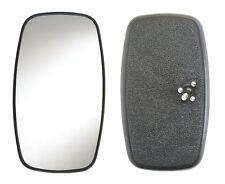 Außenspiegel Rückspiegel Transporter Trecker Traktor Zusatzspiegel 255x145mm M8
