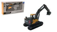"New Ray Toys Volvo EC140E 5"" Excavator Construction 32113"