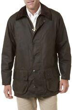 Barbour Men's Classic Beaufort Wax Jacket Olive Size 40 (Medium) NWT