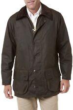 Barbour Men's Classic Beaufort Wax Jacket Olive Size 40 (Medium) NWT