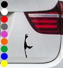 2er Set WD Autoaufkleber SYLT INSEL URLAUB Tuning Aufkleber Sticker JDM 10x4cm