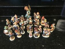 Lot Of 22 Hummel Goebel Figurines Collectible Ornaments.