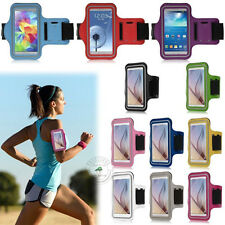 AU Fashion Sports Running Jogging Gym Fitness Waterproof Armband Case Cover Bag