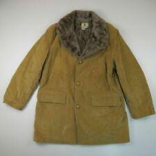 Manteaux et vestes vintage en velours côtelé pour homme