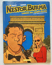Corrida aux Champs-Élysées (Nestor Burma (12)) (French Edition) Very Good