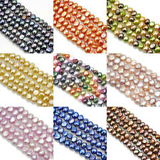 5-6mm Baroque Nugget Genuine Freshwater Pearls Beads for Jewellery Making