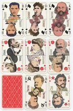 Skat Links ist Trumpf 1976 Neue Kritik Germany playing cards limided edition
