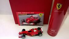 IXO HOT WHEELS 1:43 COFANETTO FERRARI F1 2000 #3 WINNER USA GP 2000 SF02/00