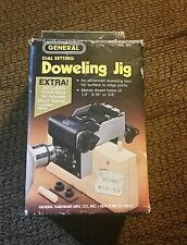 General 841 Pro-Doweling Jig Kit Complete with pilots. Used.