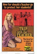 TRIP WITH THE TEACHER Movie POSTER 27x40 Brenda Fogarty Zalman King Robert