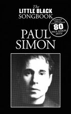 Paul Simon The Little Black Songbook Sheet Music Lyrics Chord Symbols 014019180