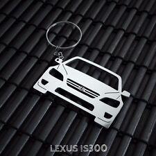Lexus IS300 Stainless Steel Keychain