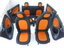 Smart Forfour 453 ab Bj 2014 Sitzausstattung Sitze Stoff SHZ Sitzheizung Passion