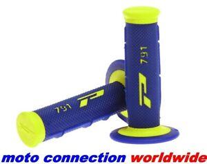PROGRIP 791 GRIPS BLUE  FLO HIVIZ SOFT TOUCH HUSQVARNA TC TE FC FE 125/250/350