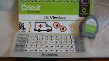 Cricut Cartridge - DR CHECKUP - Gently Used - No Box