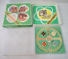 Vintage Collectible Traditional Children's Game Mensch Ärgere Dich Nicht Czech