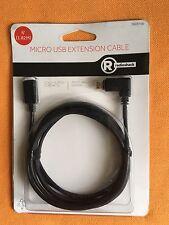 Radio Shack Micro USB Extensión Cable