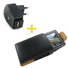NAVI TASCHE CASE USB NETZTEIL Becker Active 45 43 TALK TRAFFIC TRANSIT 50