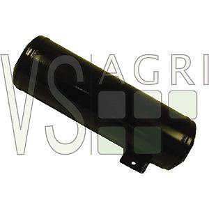 Schalldämpfer waagerecht H135206101010