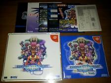 PHANTASY STAR ONLINE JAPANESE JAP JP SEGA JAPAN DC DREAMCAST VIDEOGAMES GAMES