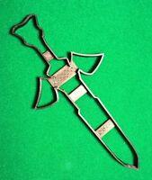 "6"" Sword Video Game Zelda Link Novelty Cookie and Fondant Cutter!"