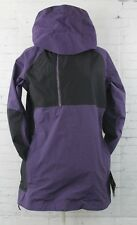 New 2016 Burton Womens AK 2L Elevation Anorak Snowboard Jacket Med. Purple Black