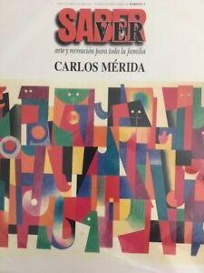 CARLOS MERIDA. MEXICAN ART BOOK