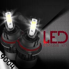 9004 Hb1 Led Headlight Kit 1800W 270000Lm 4-Sided Light Bulbs White 6000K Hid(Fits: Lynx)