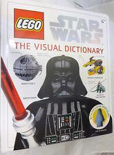 LEGO Star Wars The Visual Dictionary  NO  Minifigure