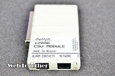 Avaya 120A6 CSU Module (Channel Service Unit)