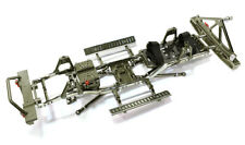 RC Car C26936GUN Ladder Frame Chassis Kit w/Hop-up for SCX-10 Dingo Honcho Jeep