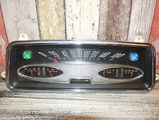 Vintage Soviet Original MOSKVICH 412 Car Gauge Speedometer