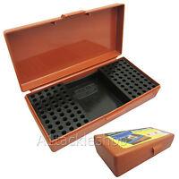 MTM Small Bore 100/200rd Rimfire Ammo Box - for .22 or .17 Calibres - SB200