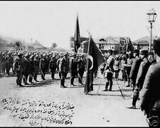 "Ottoman Turkish Army 2nd Regiment Flag Imtiyaz World War 1, 5x4"" Photo Reprint 1"
