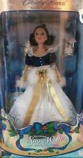 Mattel Barbie Holiday Princess Disney Snow White- Biancaneve 98'