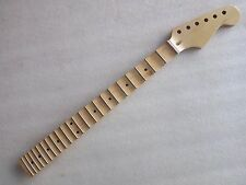 22 FRETS  FINGERBORAD Full SCALLOPED MAPLE Strat GUITAR NECK PARTS