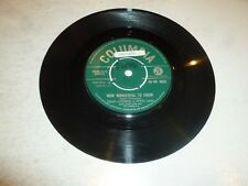 "TEDDY JOHNSON & PEARL CARR - How Wonderful To Know - 1962 UK 7"" vinyl single"