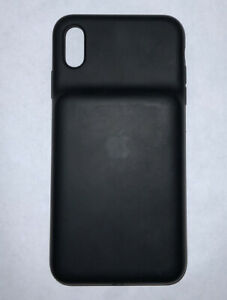 Apple Smart Battery Case for iPhone XS - Black