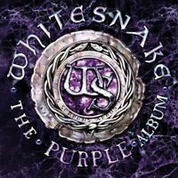 WHITESNAKE - THE PURPLE ALBUM  CD NEW!