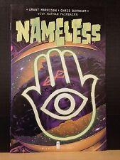 NAMELESS #1 (2015) GHOST VARIANT TONY MOORE IMAGE COMICS