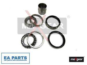 Radlagersatz for MERCEDES-BENZ MAXGEAR 33-0085