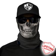 SA COMPANY Tactical Black Skull Face Shield Schal Maske Bandana NEU BLITZVERSAND