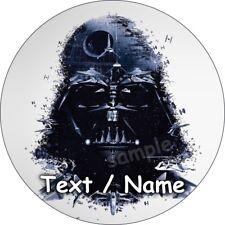 Star Wars Todesstern Darth Eßbar Tortenaufleger NEU Party Deko personalisiert