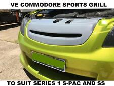 VE COMMODORE SPORTS GRILL SERIES 1 BUILD DATES 8-2006 TO 4-2013 S AND SS BARS
