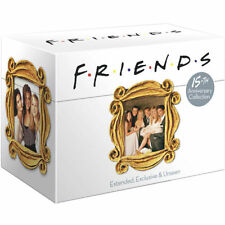 Friends Season 1-10 Complete Series Collection DVD Boxset Boxed Set R2+R4 Pal